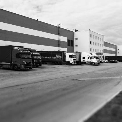 A-Terminal' Warehouse complex